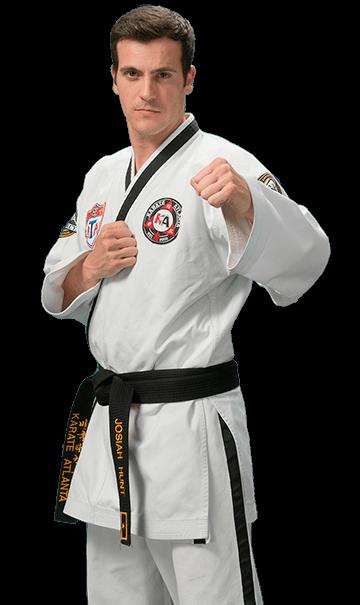 Josiah Hunt Karate Atlanta