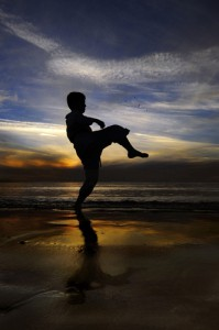 OUR CHILDREN CAN LEARN FROM THE KARATE KID MOVIE